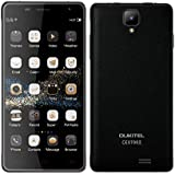 Oukitel K4000 Pro 64bit 4G Smartphone MTK6735P Quad Core 1.0GHz 5.0 Pulgada 1280 x 720 pixels HD Pantalla Tempered Glass 2GB+16GB Android 5.1 4600mAh 13MP Cámara Doble Micro SIM Tarjeta Smartphone libre Color Negro