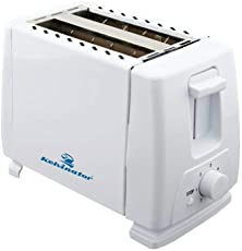 Kelvinator KPT-601 2-Slice Pop-Up Toaster (White)