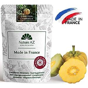Garcinia Cambogia Pulver– 100g Beutel (3Monats-Kur) 100% rein,  70% HCA–verringert effektiv Hunger und verbrennt Fett–hergestellt in Frankreich.