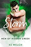 Storm (Men of Hidden Creek Season 1 Book 3) (English Edition)