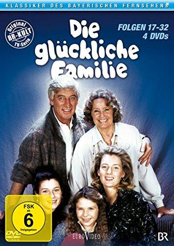 Die glückliche Familie - Folgen 17-32 (4 DVDs)