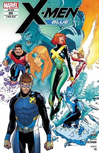 X-Men: Blue: Bd. 5: Die letzten Tage des Sommers