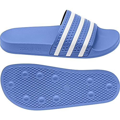 adidas Adilette (hellblau/weiß) - 47 EUR · 12 UK