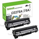 Aztech 4 Pack Kompatibel für Samsung CLT-K504S CLT K504S P504C CLT-504S CLT-P504C Toner für Samsung Xpress C1860FW C1810W C1860FW CLP-415N CLP-415NW CLX 4195 FW CLX-4195N CLX-4195FN 4195FN CLX-4195FW