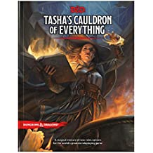 Tasha\'s Cauldron of Everything (D&d Rules Expansion) (Dungeons & Dragons)