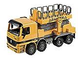 Grandi Giochi- Camion con Piattaforma, GG50231