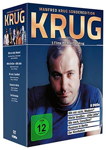 Manfred Krug Sonderedition - 5er-Schuber [5 DVDs]