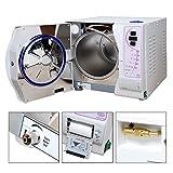 TT Dental autoclave vuoto pressione vapore con dati stampante 12L 220V