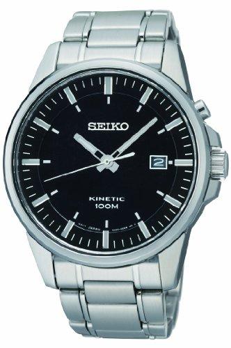 SEIKO Kinetic Quarz Herrenuhr SKA529P1