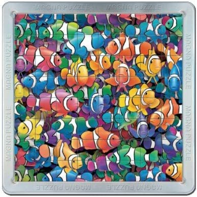Piatnik - 52105 - - - Magna Puzzle - Poissons Clown - Effet 3D - 64 Pièces   Une Bonne Réputation Dans Le Monde Entier  535bd8