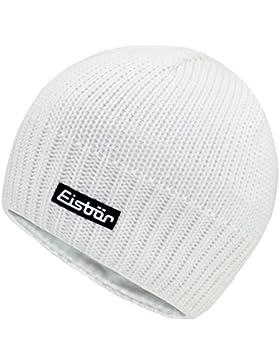 Eisbär Sombrero De Punto Para Niños Gorro Invierno Beanie Productos Marca Merina Uni (EB-403011-W17-JU4) incl....