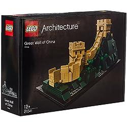 Lego Architecture - Grande Muraglia Cinese, 21041