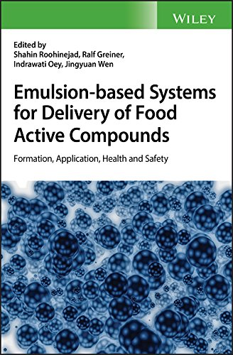 Active Emulsion (Emulsion-based Systems for Delivery of Food Active Compounds: Formation, Application, Health and Safety (English Edition))