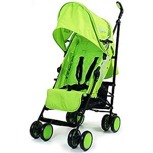 Zeta Citi Stroller Buggy Pushchair - Lime   7