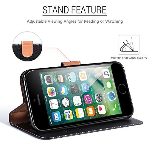 portafoglio custodia iphone 5