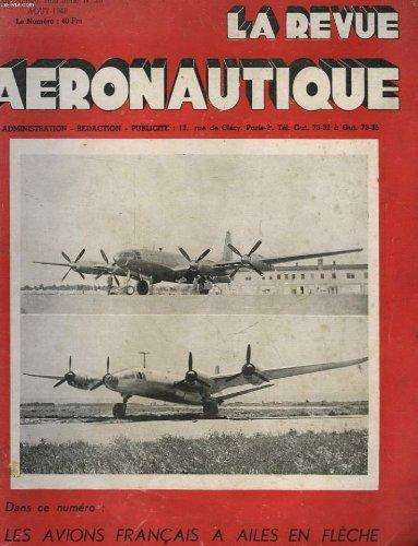 LA REVUE AERONAUTIQUE - 22° ANNEE - N°29