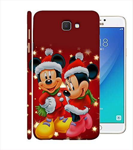 printtech Latest Designer Printed Mobile Back Cover for Samsung Galaxy J5 Prime/Samsung Galaxy On5 (2016 Edition) G570, G570F/DS (EMEA); G570Y (Funny Cartoon Micky Mouse Multicolour)