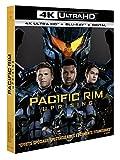 Pacific Rim : Uprising [4K Ultra HD + Blu-ray + Digital]