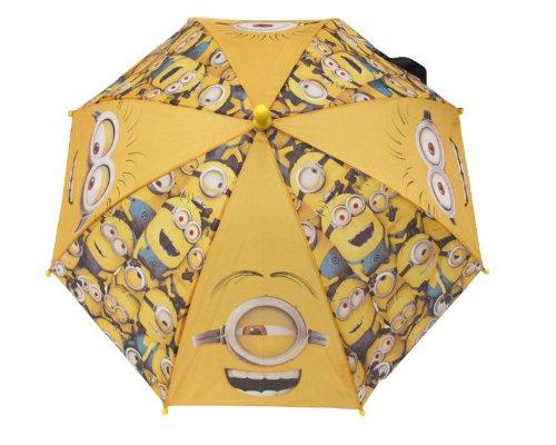 Parapluie – Despicable Me Minions – Face (Jaune) pour enfant/jeunesse New cadeau Toys 085876
