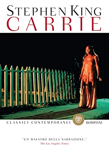 Carrie (edizione italiana) (Italian Edition) eBook: King Stephen ...