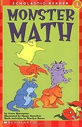 Monster Math (Level 1) (Hello Reader! Math Level 1) by Grace Maccarone (1995-10-05)