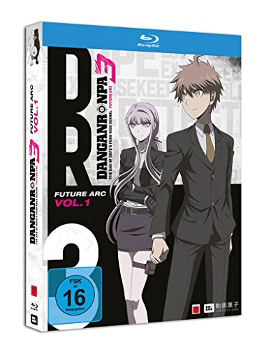Future Arc - Vol. 1 [Blu-ray]