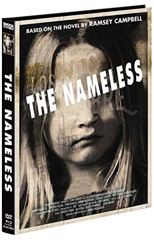 The Nameless - 2 Disc Mediabook - Cover B - Limitiert auf 333 Stück (+ DVD) [Blu-ray]