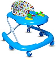 GoodLuck Baybee Galaxy Round Baby Walker for Kids with 3 Position Height Adjustable Kids Walker,Fun Toys &