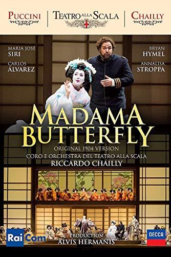Puccini - Madama Butterfly [Blu-ray] Butterfly Music Box