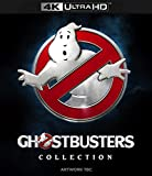 Ghostbusters - 1-3 Collection (6 DISC 4K Ultra HD & Blu-ray)  [2016]