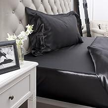taie oreiller soie jasmine silk. Black Bedroom Furniture Sets. Home Design Ideas