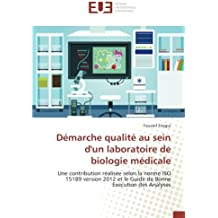 Amazon Fr Laboratoires D Analyses Medicales Livres
