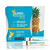 Zuccari Super Ananas Slim 25 Stick Liquidi da 10 ml