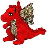 T.Y 41146 - Peluche (41146) - Peluche Dragon legend Beanie Boos (15cm), Juguete Peluche a partir de 10 años