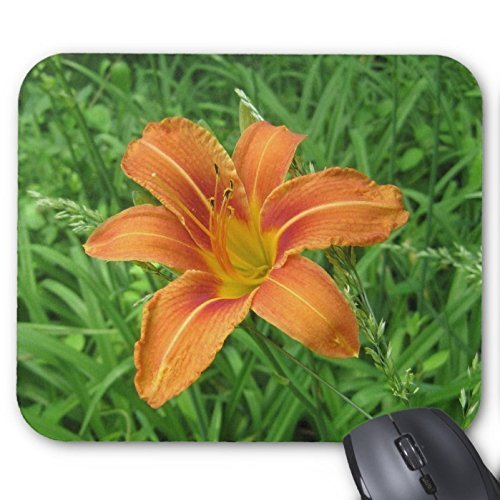 orange-tiger-lily-in-bloom-mouse-pad-personalizzato-mouse-pad-tigre-mousepad-tappetini-antiscivolo