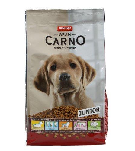 Animonda GranCarno Hundetrockenfutter Junior 12,5 kg, weizen-glutenfrei Preisvergleich