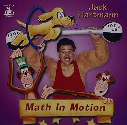 Math in Motion by Jack Hartmann