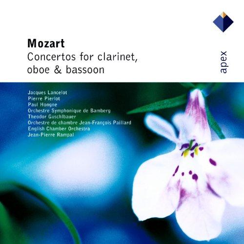 Bassoon Concerto in B flat major K191 : III Rondo - Tempo di menuetto
