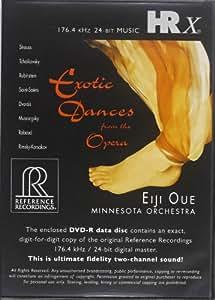 EXOTIC DANCES - Eiji Oue - Minnesota Orchestra - Format HRX 176.4 kHz / 24 Bit