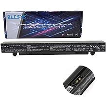 BLESYS - 4400mAh Asus X550 batería for A41-X550 A41-X550A Extendido ordenador portátil del reemplazo de baterías se fijan Asus F550ca X550c A450 A550 F450 F550 F552 K450 K550 P450 P550 R409 R510 X450 X452 X550 Series