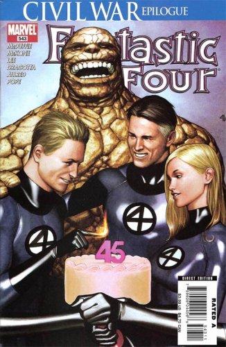 Fantastic Four #543A
