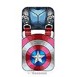 Cocomii Iron Man Armor iPhone SE/5S/5C/5 Coque Nouveau [Robuste] Tactique Prise...