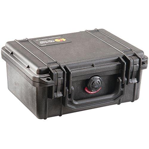 Pelican 1150Kamera Fall mit Schaumstoff (schwarz)