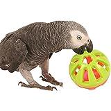 Boule avec grelot pour perroquet Taille moyenne