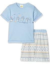 DIMO-TEX Shorty-Set Indian Summer, Conjuntos de Pijama Unisex bebé