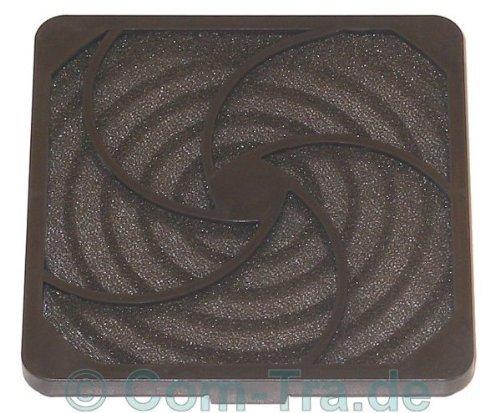 Kunststoff Lüftergitter (Lüftergitter Kunststoff-Lüfter-Filterkassette 60 mm 45 PPI)
