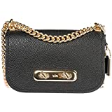 Coach Swagger 20 Ladies Small Leather Shoulder Bag 87321LIBLK