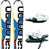 Salomon Kinder Ski X-RACE Jr M + EZY7 B8 130 cm