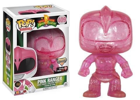 Figura POP Power Rangers Pink Ranger Morphing Exclusive