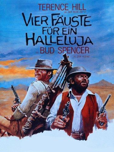 Vier Fäuste für ein Halleluja Film